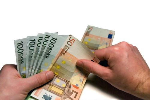 Samla in pengar till klasskassan